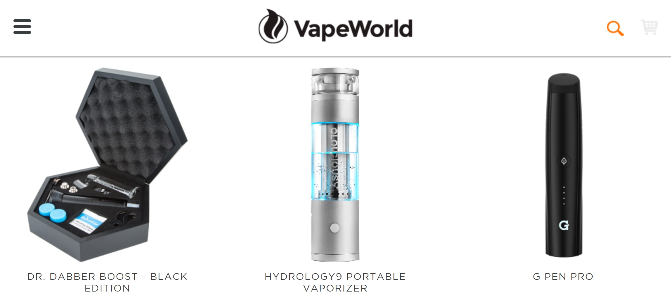 Hot Sellers And New Products At Vape World